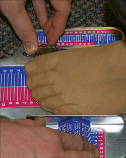 David Prater predicts Medicare will require people who dispense diabetic shoes to be certified.