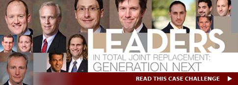 Leaders in Total Joint Replacement