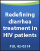 Redefining diarrhea treatment in HIV patients