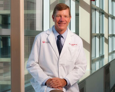 "Sufficient clinical trial accrual is essential to make progress against pancreatic cancer, according to Sean Mulvihill, MD. ""We need to come together to facilitate cooperation across centers to expand access to clinical trials and improve enrollment. This is the only way we are going to answer the lingering questions of how to improve treatment and outcomes,"" he said."