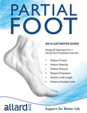 Partial Foot Illustrative Guide