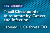 T-cell Checkpoints: Autoimmunity, Cancer, and Infection