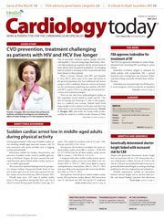 Cardiology Today May 2015