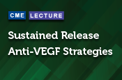 Sustained Release Strategies for Anti-VEGF Therapy
