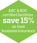 Aon O&P Insurance Program rewards ABC and BOC certified facilities