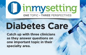 In My Setting: Diabetes Care
