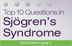 Top 10 Questions in Sjögrens Syndrome