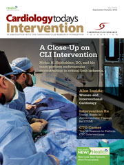 Cardiology Today's Intervention