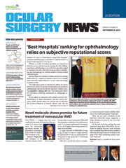 Ocular Surgery News September 25 2014